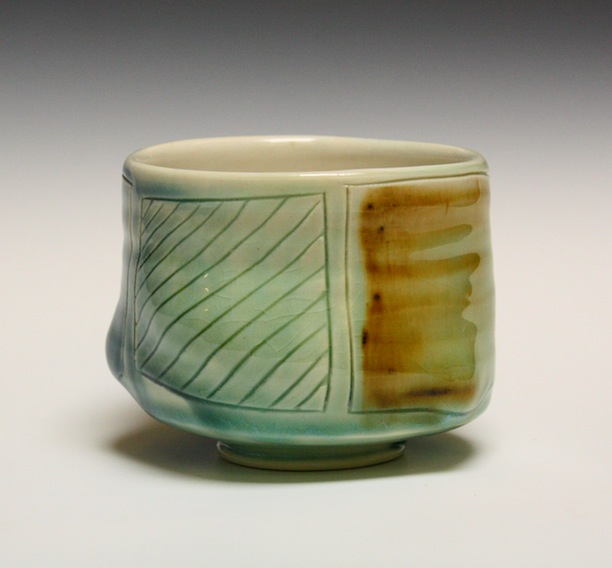 Tea Bowl by Mike Stombras