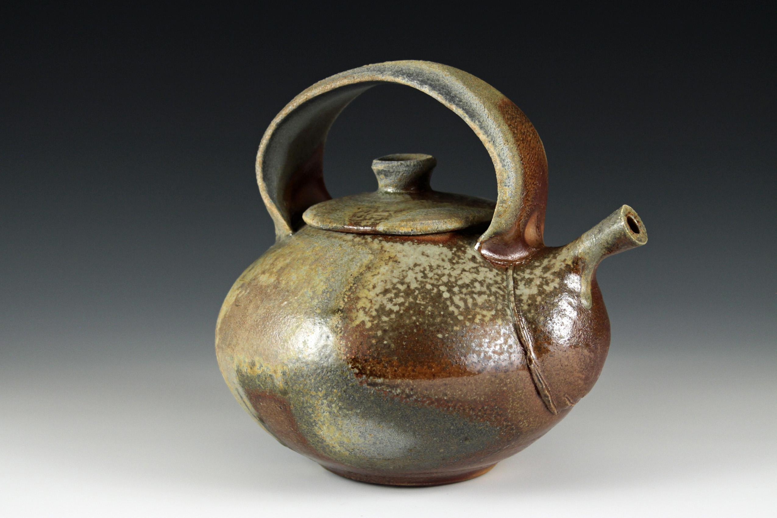 "2nd Place Award ""Teapot"" by Anthony Millette"