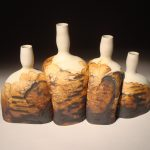 """Breakaway Bottles"" by Cyrus Swann – 2014 Harlow Purchase Award"
