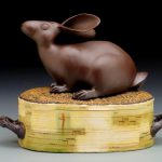 Clay: Rabbit Casserole by Sean Scott