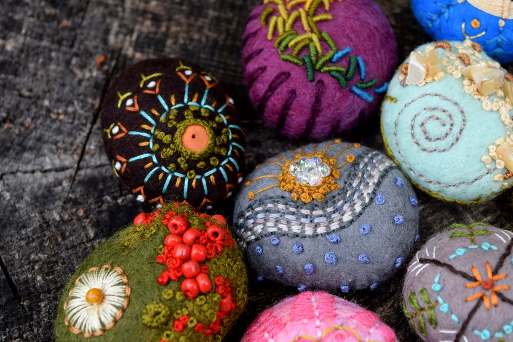 stones - detail