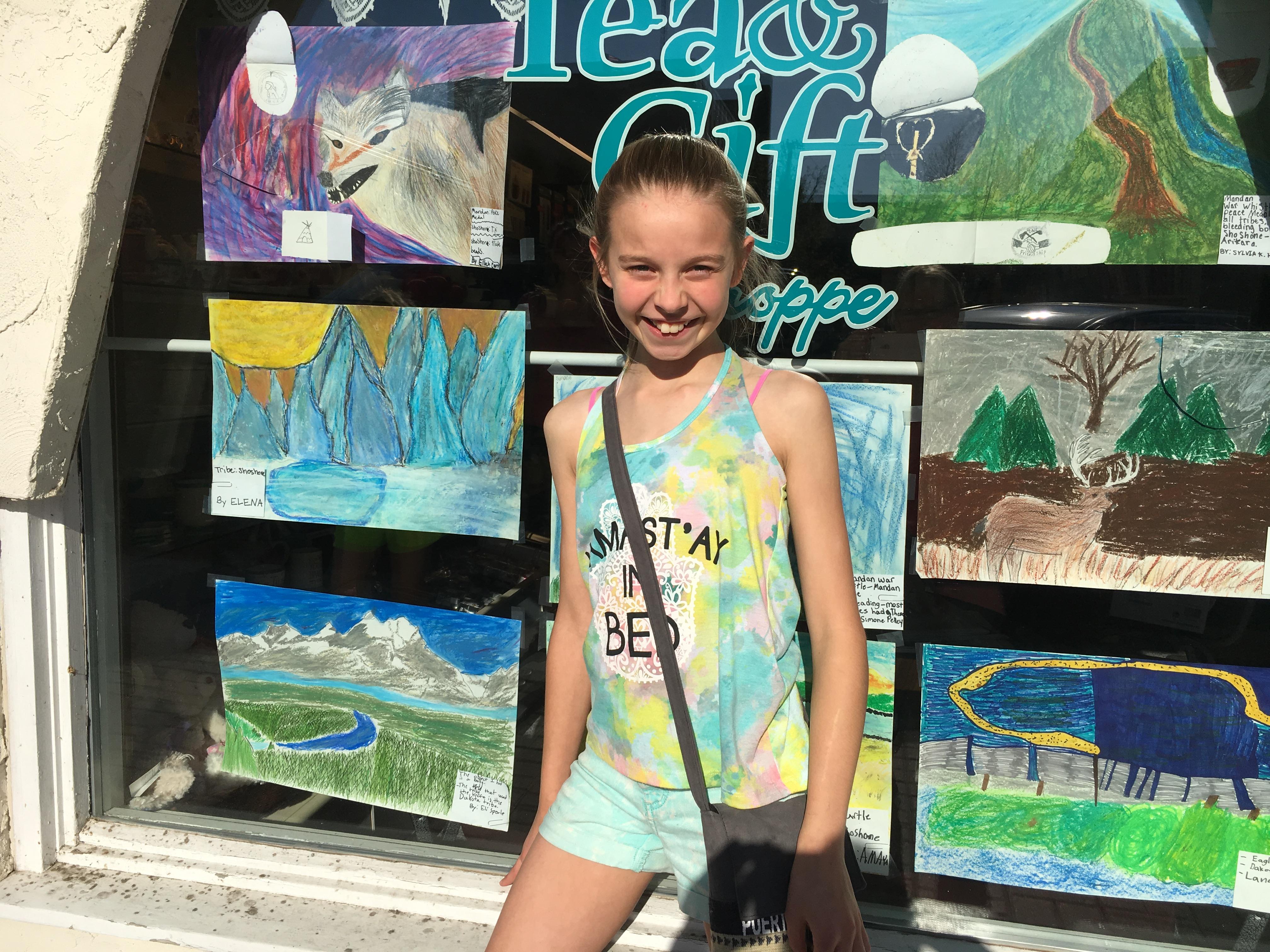 5th Grade Invitational Window Show