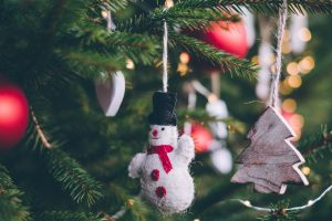 Call for Handmade Tree Ornaments