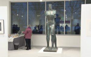 "In Focus: Watermark Art Center Presents ""A Work In Process"" (Jan. 5 2019)"