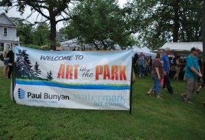 52nd annual Art in the Park