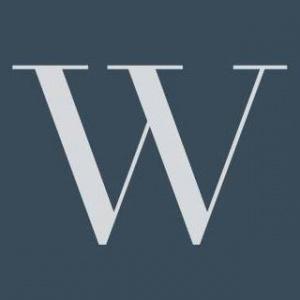 watermark W