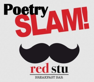 Poetry SLAM at Red Stu