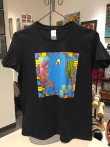 Bear print T-Shirt