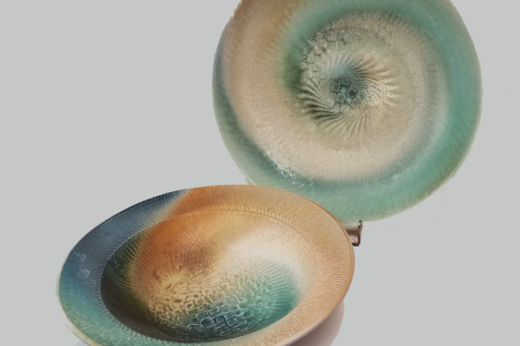 Butch Holden pottery