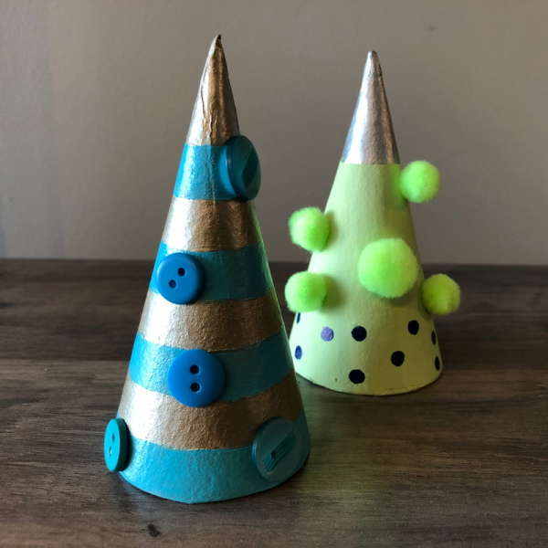 Family Create Class: Fantastical Trees