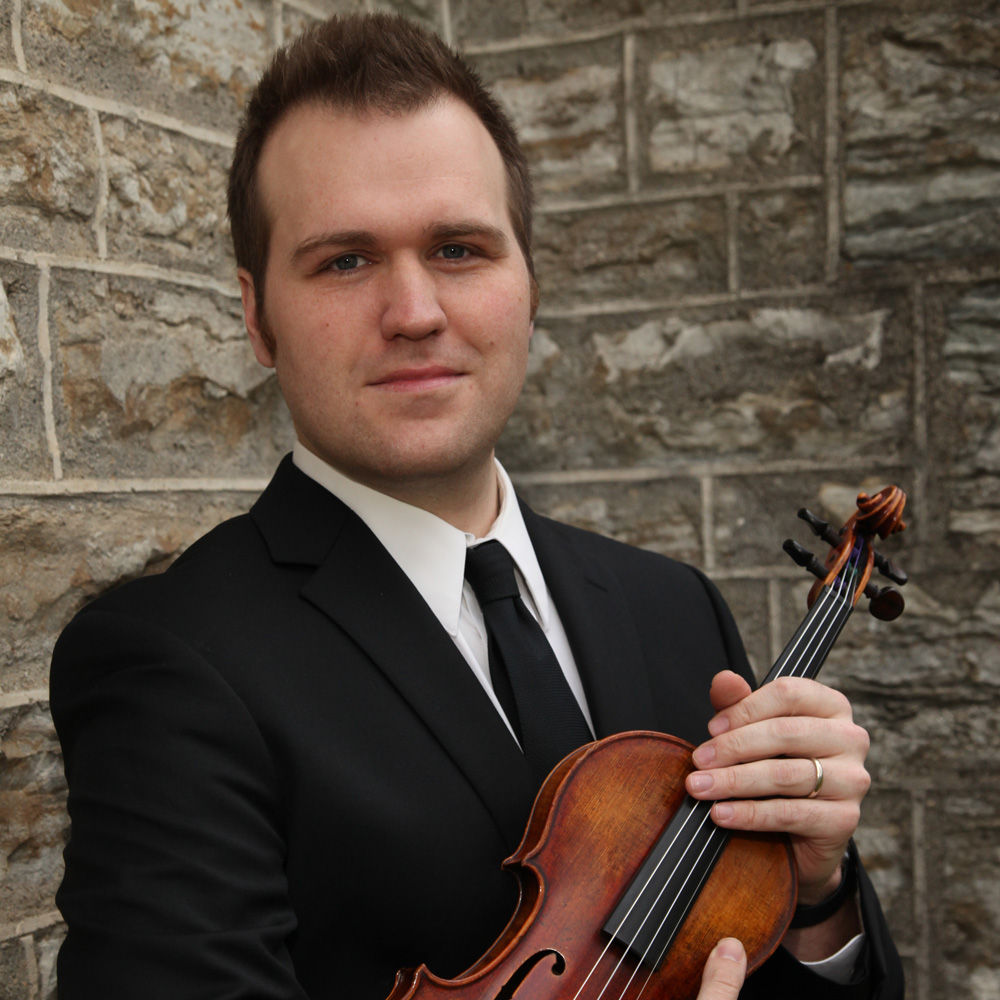 Eric Olson, violin (USA)
